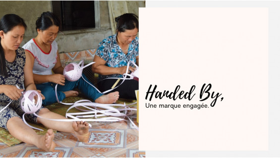 Handed By, une marque engagée